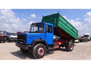Iveco Magirus 175-24 (GRAND PONT / SUSPENSION LAMES) - tipper