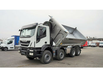 Iveco STRALIS X-WAY 480, 8x4, NEW TRUCK, THREESIDE  - tipper