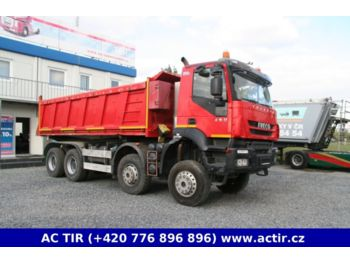 Tipper Iveco TRAKKR 8X8 S3: picture 1
