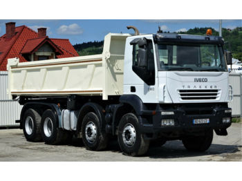 Iveco  Trakker 380 Kipper + Bordmatic 6,10m 8x4  - tipper