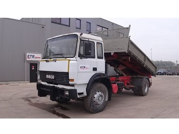 Iveco Turbostar 190 - 24 (FULL STEEL SUSPENSION / 6 CYLINDER ENGINE WITH WATER COOLING) - tipper