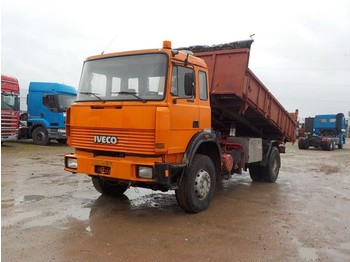 Tipper Iveco Turbostar 190-26 (WATHER COOLED 6 CYLINDER / STEEL SUSPENSION): picture 1