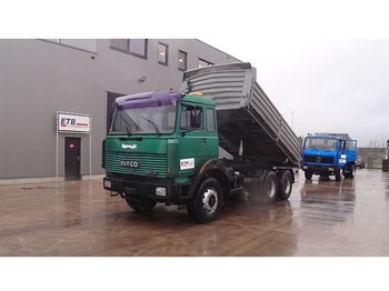 Iveco Turbostar 330 - 30 (BIG AXLE / STEEL SUSPENSION / 6 CYLINER WITH WATER COOLING) - tipper