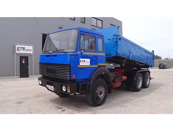 Tipper Iveco Turbostar 330 - 36 (6 CYLINDER / WATER COOLED / BIG AXLES)