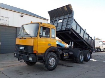 Iveco Turbostar 330-36 (BIG AXLE / FULL STEEL SUSP) - tipper