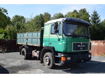 MAN 19.272 - tipper