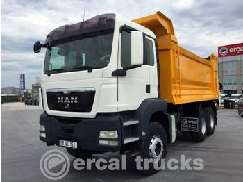Φορτηγό ανατρεπόμενο MAN 2010 TGS 33.360 EURO4 6x4 HARDOX TIPPER