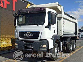 Tipper MAN 2011 TGS 33.360 E4 AC 6X4 HARDOX TIPPER