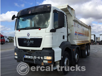 Leasing MAN 2011 TGS 41400 AC EURO4 8X4 - tipper