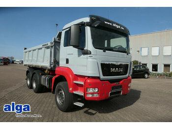 Φορτηγό ανατρεπόμενο MAN 26.440 TGS BB 6x4, Meiller, Intarder, Klima, AHK