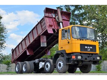 MAN 32.372 8x4 1996 - tipper - tipper