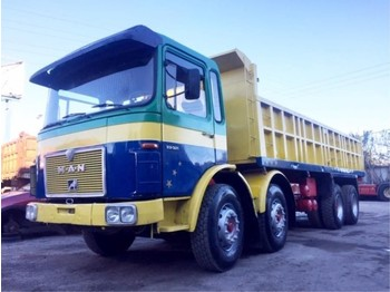MAN MAN KAT1 8x8 tipper from Germany for sale at Truck1, ID