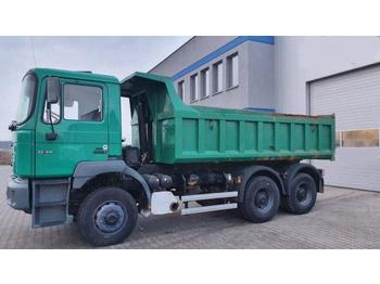 Tipper MAN 33.414 33.414 6x6