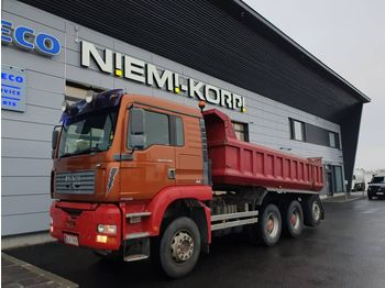 Leasing MAN 33.463 8X4 - tipper