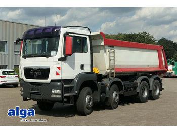 Φορτηγό ανατρεπόμενο MAN 35.360BB TGS 8x4, stahl, 19m³, klima, euro v: φωτογραφία 1