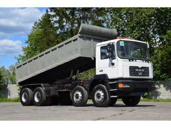 MAN 35.414 - tipper