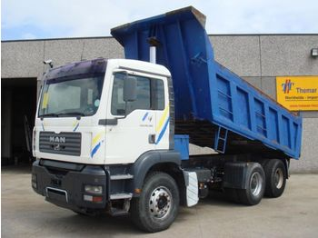 MAN 360 TGA 6X4 - tipper