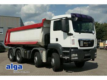 Φορτηγό ανατρεπόμενο MAN 41.440 BB TGS 8x4, Stahl, 19m³, Intarder, Klima: φωτογραφία 1