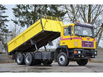 Tipper MAN 6x4 1994 BIG BODY TIPPER