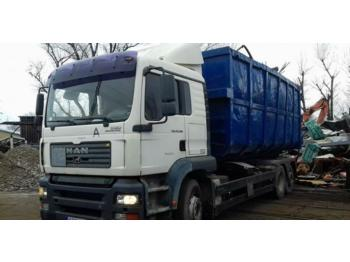 MAN TGA26.390  - tipper