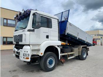 4x4 MAN trucks from Estonia for sale at Truck1