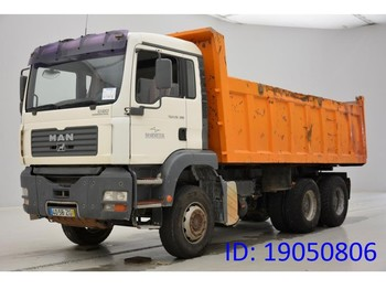 Tipper MAN TGA 26.390 - 6x4