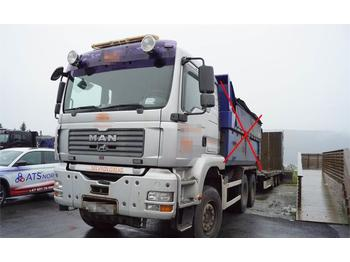 MAN TGA 28.480 6x4  - tipper