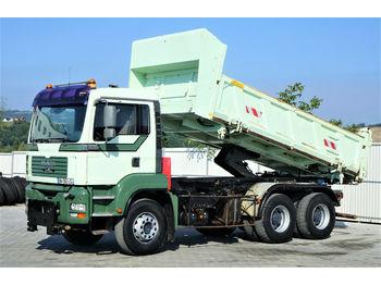 Tipper MAN TGA  33.350 Dreiseitenkipper 5,10m *6x4* !!