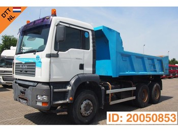 MAN TGA 33.363 - 6x4* - tipper