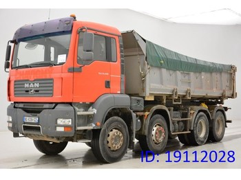 Tipper MAN TGA 35.400 - 8x4