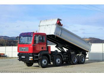 Φορτηγό ανατρεπόμενο MAN TGA 35.400 Kipper 6,20 m* 8x4 *Topzustand!