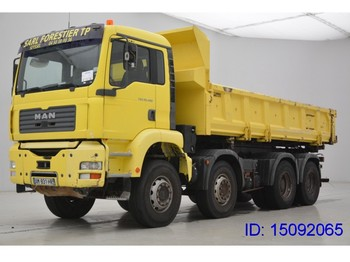 Tipper MAN TGA 35.460 M - 8x4