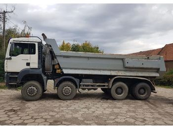 MAN TGA 41,430 - tipper