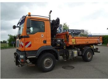 MAN TGM 13.280 Darus Billencs - tipper