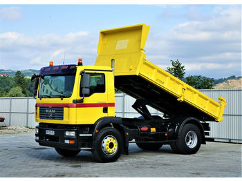MAN TGM 15.240 Kipper 4,40 m+Bordmatic*Topzustand!  - tipper