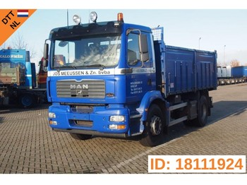 Φορτηγό ανατρεπόμενο MAN TGM 18.240