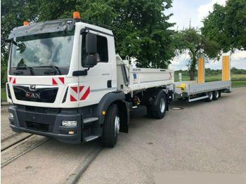 MAN TGM 18.320 4x2 / Euro 6d 3-Seiten-Kipper  - شاحنة قلاب