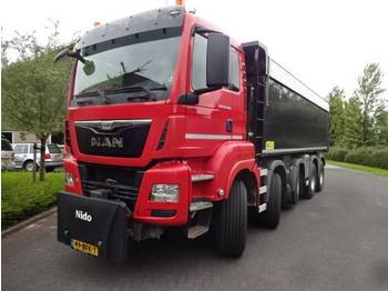 MAN TGS - tipper