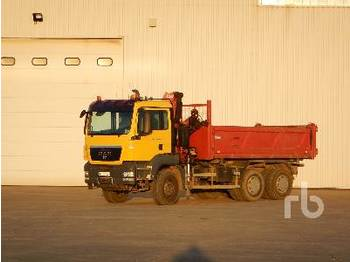 MAN TGS26.440 6x4 - tipper