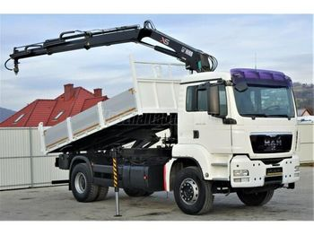 Tipper MAN TGS 18