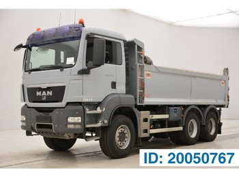 Tipper MAN TGS 26.360 - 6x4
