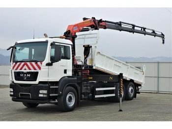 MAN TGS 26.400 - tipper