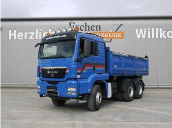 MAN TGS 26.440 BL, 6x4, Bordmatik, Bl/Lu  - tipper