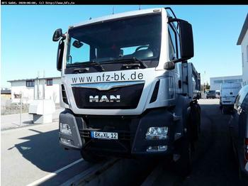 MAN TGS 26.480 6X4 BB ZF-Intarder Bordmatik  - tipper