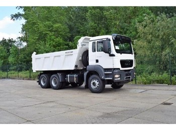 Tipper MAN TGS 33.360 BB-WW