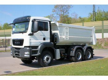 Φορτηγό ανατρεπόμενο MAN TGS 33.400 6x4 / Mulden-Kipper EuromixMTP