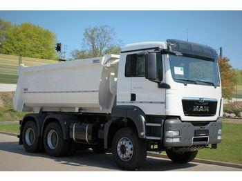 Φορτηγό ανατρεπόμενο MAN TGS 33.400 6x4 /Mulden Kipper EuromixMTP