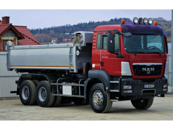 Tipper MAN TGS 33.400 Kipper+Bordmatic 5,20 m 6x4Topzustand