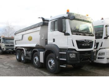 MAN TGS 35.420 - tipper