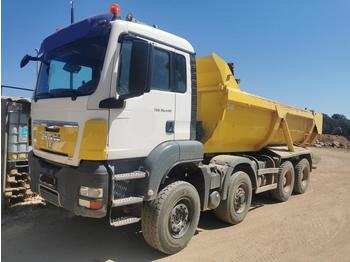 MAN TGS 35.440 - tipper